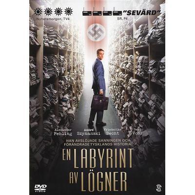 En labyrint av lögner (DVD) (DVD 2015)