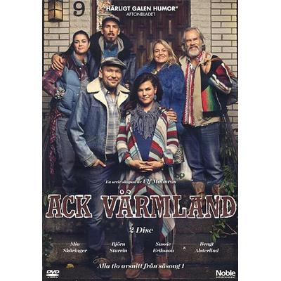 Ack Värmland (2DVD) (DVD 2015)