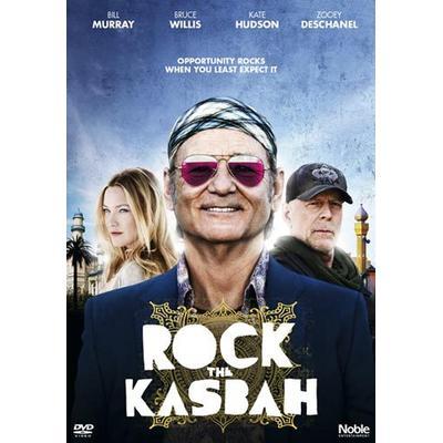 Rock the Kasbah (DVD) (DVD 2015)