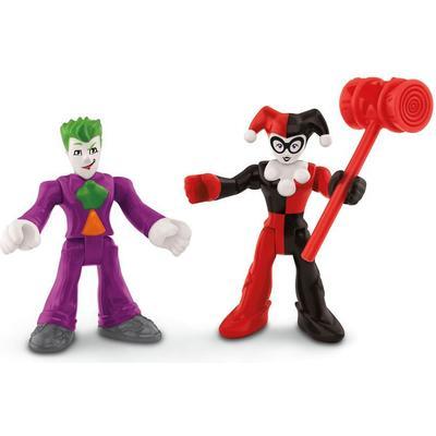 Fisher Price Imaginext DC Super Friends The Joker & Harley Quinn