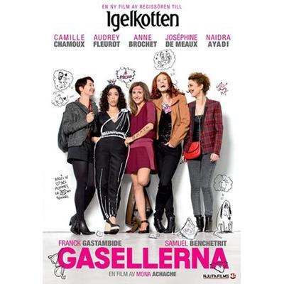 Gasellerna (DVD) (DVD 2014)
