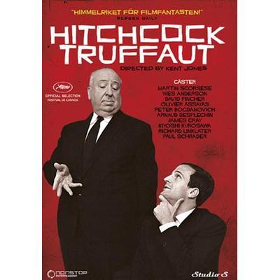 Hitchcock: Truffaut (DVD) (DVD 2015)