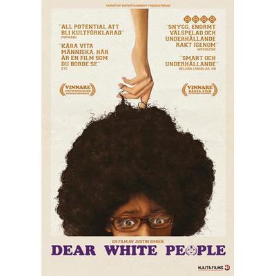 Dear white people (DVD) (DVD 2014)