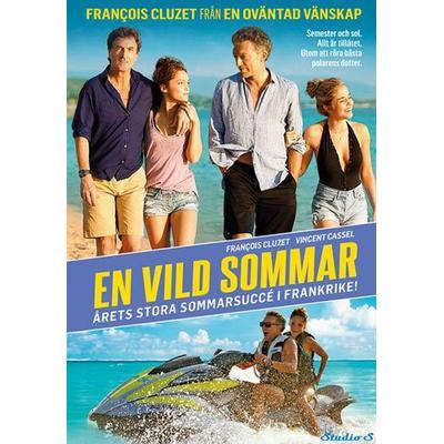 En vild sommar (DVD) (DVD 2015)