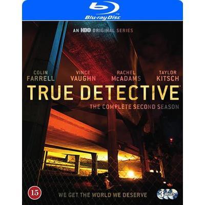 True Detective: Säsong 2 (3Blu-ray) (Blu-Ray 2015)