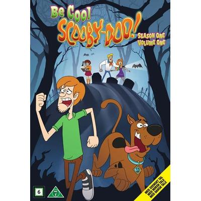 Scooby-Doo: Be cool / Säsong 1 vol 1 (2DVD) (DVD 2016)