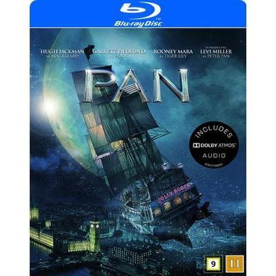 Pan (Blu-ray) (Blu-Ray 2015)