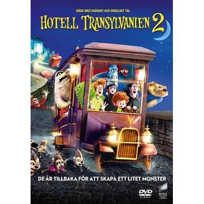 Hotell Transylvanien 2 (DVD) (DVD 2015)