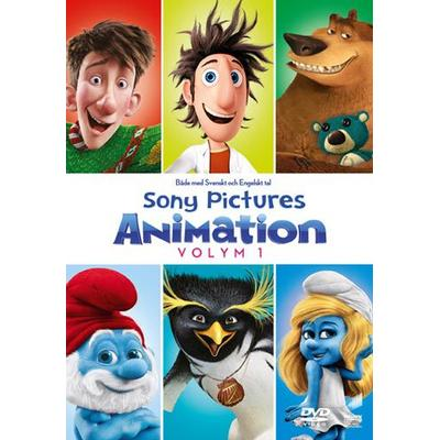 Sony Pictures Animation - vol 1 Box (5DVD) (DVD 2015)