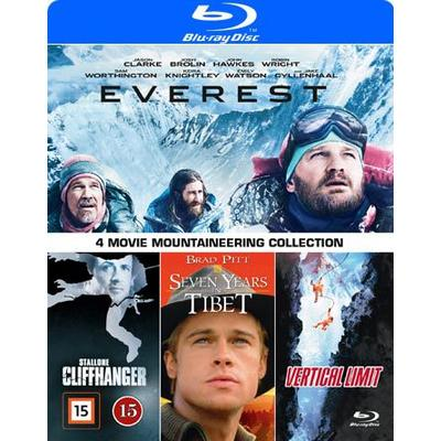 4 movie mountaineering collection (4Blu-ray) (Blu-Ray 2015)