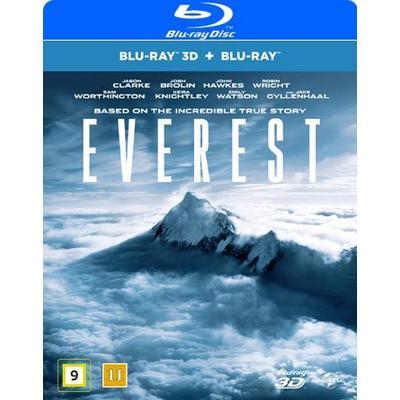 Everest 3D (Blu-ray 3D + Blu-ray) (3D Blu-Ray 2015)