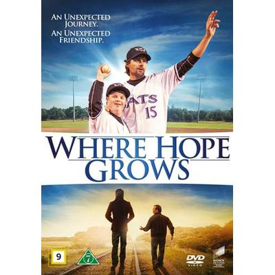 Where hope grows (DVD) (DVD 2015)