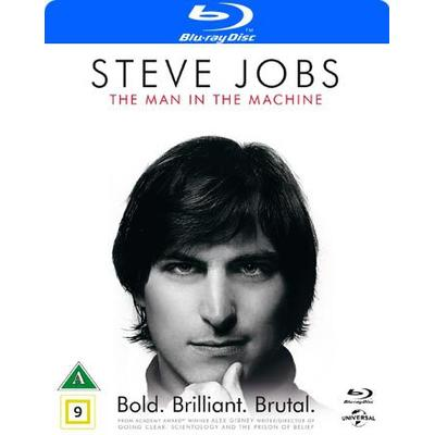 Steve Jobs - Man in the machine (Blu-ray) (Blu-Ray 2015)