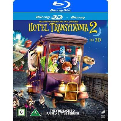 Hotell Transylvanien 2 3D (Blu-ray 3D + Blu-ray) (3D Blu-Ray 2015)