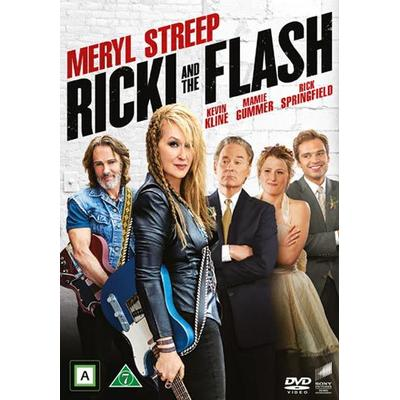 Ricki and the Flash (DVD) (DVD 2015)