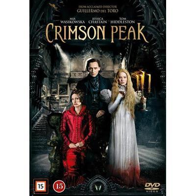 Crimson Peak (DVD) (DVD 2015)