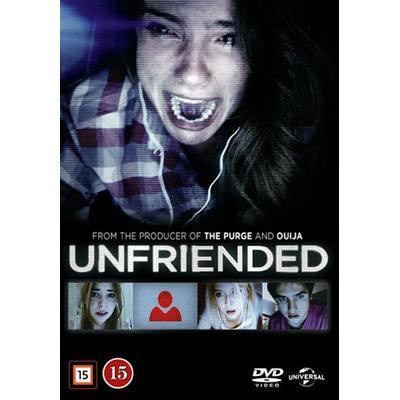 Unfriended (DVD) (DVD 2014)