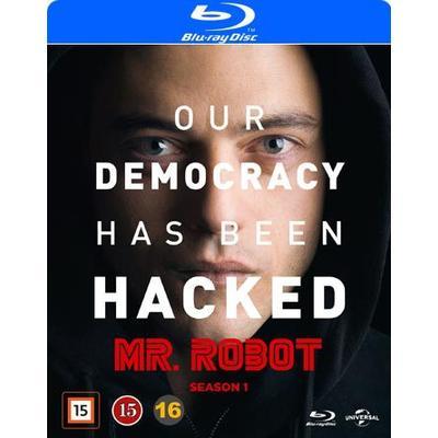 Mr Robot: Säsong 1 (2Blu-ray) (Blu-Ray 2015)