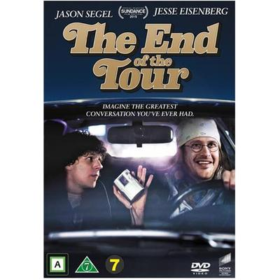 End of the tour (DVD) (DVD 2016)