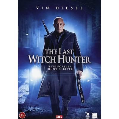The last witch hunter (DVD) (DVD 2015)