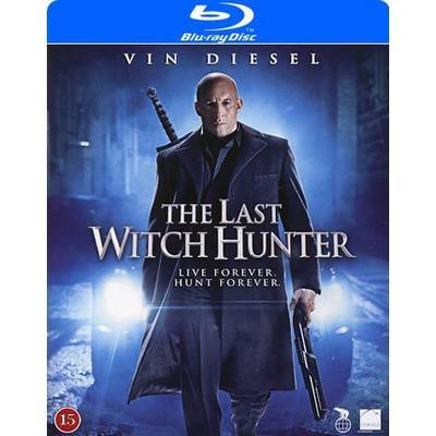 The last witch hunter (Blu-ray) (Blu-Ray 2015)