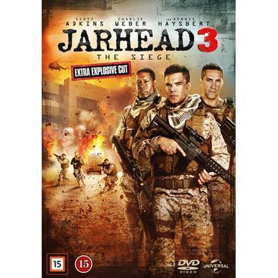 Jarhead 3 - The Siege (DVD) (DVD 2016)