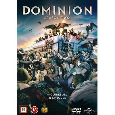 Dominion: Säsong 2 (3DVD) (DVD 2015)