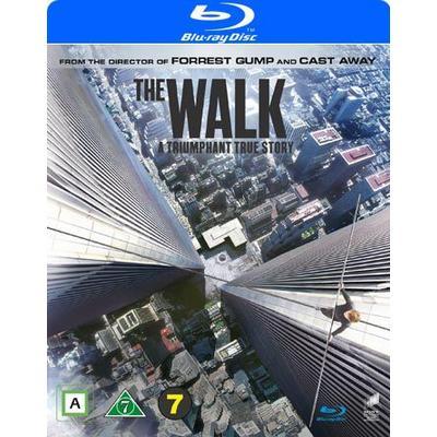 The Walk (Blu-ray) (Blu-Ray 2015)