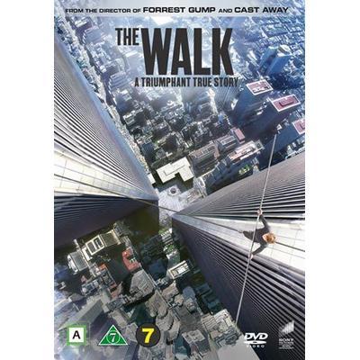 The Walk (DVD) (DVD 2015)