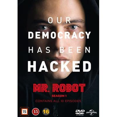 Mr Robot: Säsong 1 (3DVD) (DVD 2015)