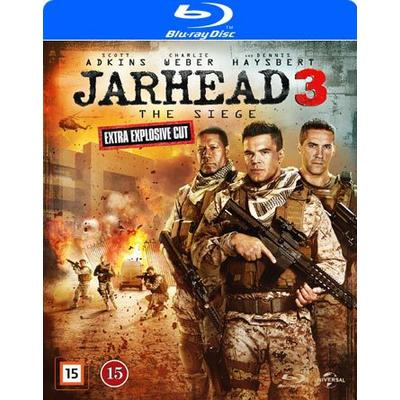 Jarhead 3 - The Siege (Blu-ray) (Blu-Ray 2016)