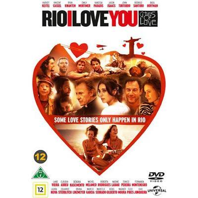 Rio, I love you (DVD) (DVD 2014)