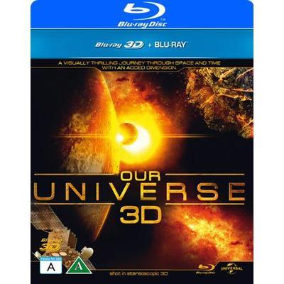 Our Universe 3D (Blu-ray 3D + Blu-ray) (3D Blu-Ray 2012)