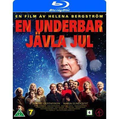 En underbar jävla jul (Blu-ray) (Blu-Ray 2015)