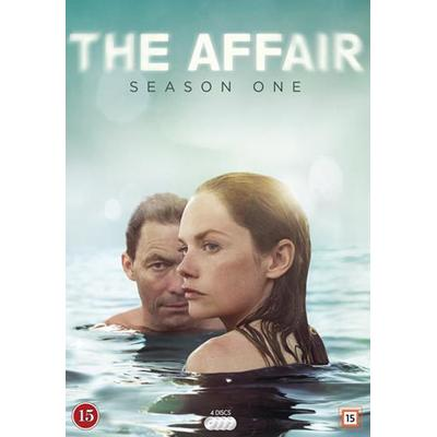 The Affair: Säsong 1 (3DVD) (DVD 2015)