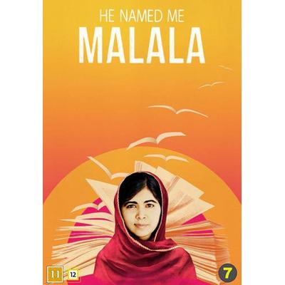 He named me Malala (DVD) (DVD 2015)