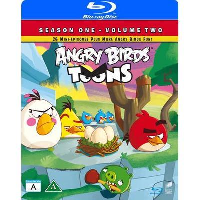 Angry Birds Toons: Säsong 1 vol 2 (Blu-ray) (Blu-Ray 2014)
