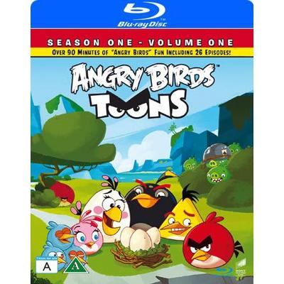 Angry Birds Toons: Säsong 1 vol 1 (Blu-ray) (Blu-Ray 2013)