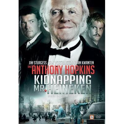 Kidnapping Mr Heineken (DVD) (DVD 2015)