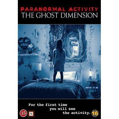 Paranormal activity 6 (DVD) (DVD 2015)