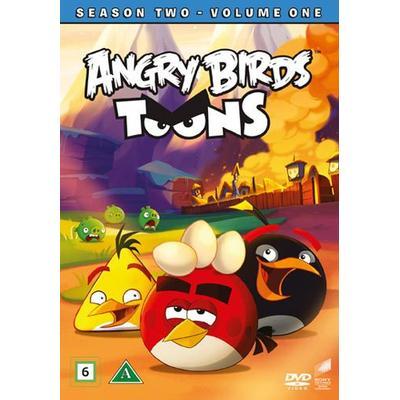 Angry Birds Toons: Säsong 2 vol 1 (DVD) (DVD 2015)