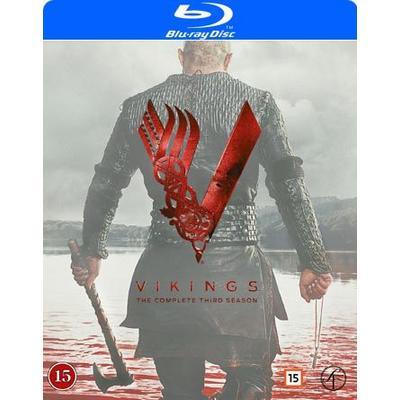 Vikings: Säsong 3 / Extended version (3Blu-ray) (Blu-Ray 2015)