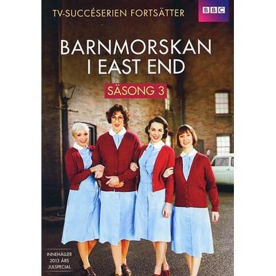 Barnmorskan i East End: Säsong 3 (3DVD) (DVD 2016)