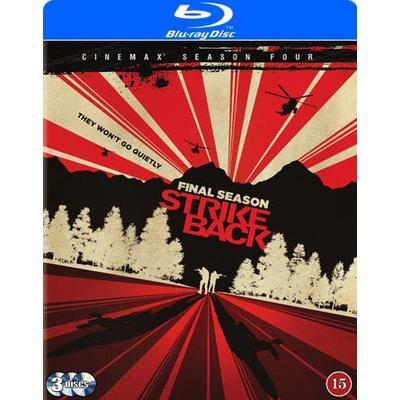 Strike back: Säsong 4 (3Blu-ray) (Blu-Ray 2015)