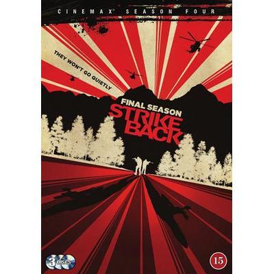 Strike back: Säsong 4 (3DVD) (DVD 2015)
