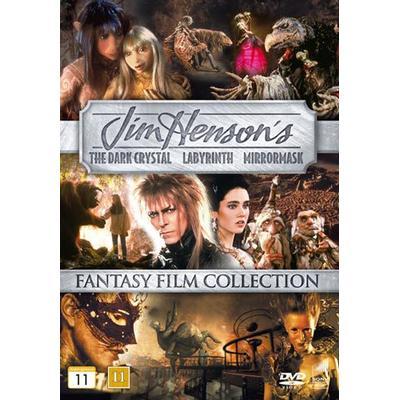 Jim Henson's collection (3DVD) (DVD 2014)