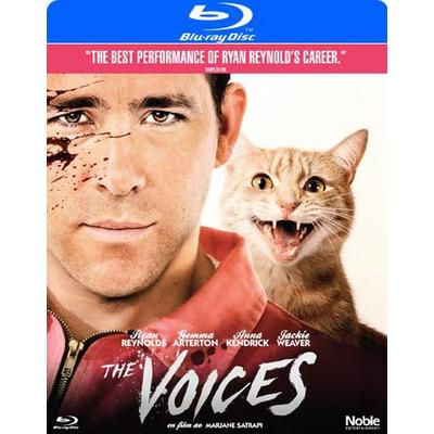 The Voices (Blu-ray) (Blu-Ray 2015)