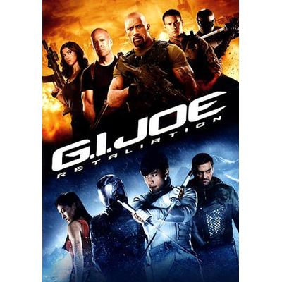 G.I. Joe: Retaliation (DVD) (DVD 2012)
