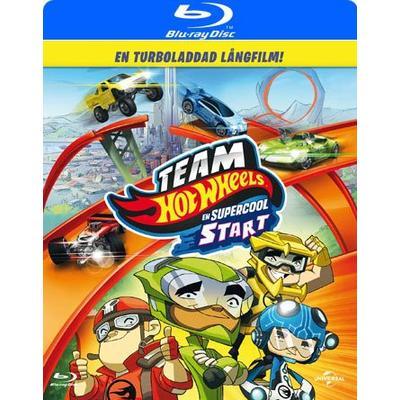 Team Hot Wheels (Blu-ray) (Blu-Ray 2014)