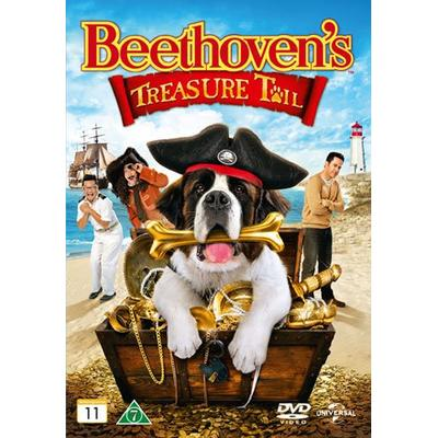Beethoven 8: Treasure tail (DVD) (DVD 2014)